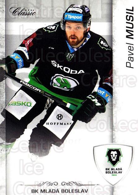 2017-18 Czech OFS Classic Team Edition #270 Pavel Musil<br/>1 In Stock - $3.00 each - <a href=https://centericecollectibles.foxycart.com/cart?name=2017-18%20Czech%20OFS%20Classic%20Team%20Edition%20%23270%20Pavel%20Musil...&quantity_max=1&price=$3.00&code=722082 class=foxycart> Buy it now! </a>