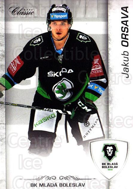 2017-18 Czech OFS Classic Team Edition #271 Jakub Orsava<br/>1 In Stock - $3.00 each - <a href=https://centericecollectibles.foxycart.com/cart?name=2017-18%20Czech%20OFS%20Classic%20Team%20Edition%20%23271%20Jakub%20Orsava...&quantity_max=1&price=$3.00&code=722083 class=foxycart> Buy it now! </a>
