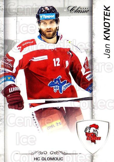 2017-18 Czech OFS Classic Team Edition #276 Jan Knotek<br/>1 In Stock - $3.00 each - <a href=https://centericecollectibles.foxycart.com/cart?name=2017-18%20Czech%20OFS%20Classic%20Team%20Edition%20%23276%20Jan%20Knotek...&quantity_max=1&price=$3.00&code=722088 class=foxycart> Buy it now! </a>