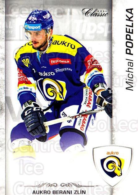 2017-18 Czech OFS Classic Team Edition #284 Michal Popelka<br/>1 In Stock - $3.00 each - <a href=https://centericecollectibles.foxycart.com/cart?name=2017-18%20Czech%20OFS%20Classic%20Team%20Edition%20%23284%20Michal%20Popelka...&quantity_max=1&price=$3.00&code=722096 class=foxycart> Buy it now! </a>