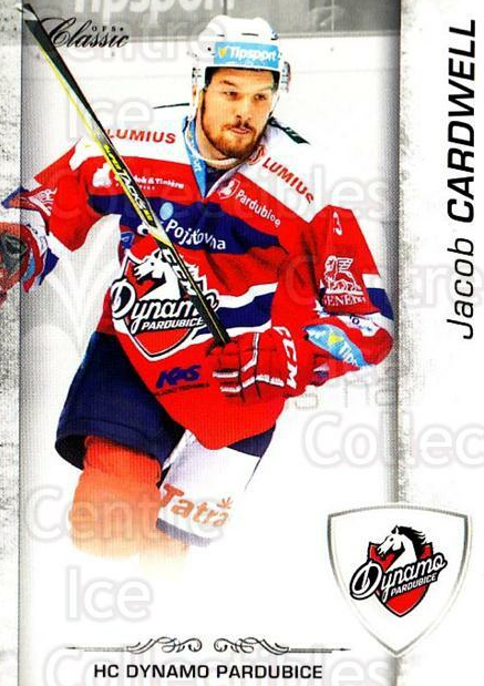 2017-18 Czech OFS Classic Team Edition #288 Jacob Cardwell<br/>1 In Stock - $3.00 each - <a href=https://centericecollectibles.foxycart.com/cart?name=2017-18%20Czech%20OFS%20Classic%20Team%20Edition%20%23288%20Jacob%20Cardwell...&quantity_max=1&price=$3.00&code=722100 class=foxycart> Buy it now! </a>