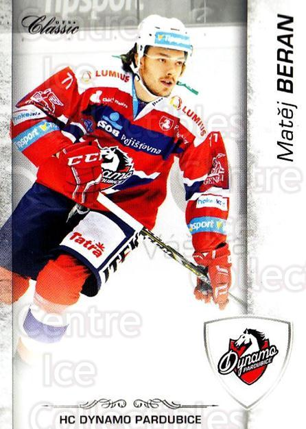 2017-18 Czech OFS Classic Team Edition #290 Matej Beran<br/>1 In Stock - $3.00 each - <a href=https://centericecollectibles.foxycart.com/cart?name=2017-18%20Czech%20OFS%20Classic%20Team%20Edition%20%23290%20Matej%20Beran...&quantity_max=1&price=$3.00&code=722102 class=foxycart> Buy it now! </a>