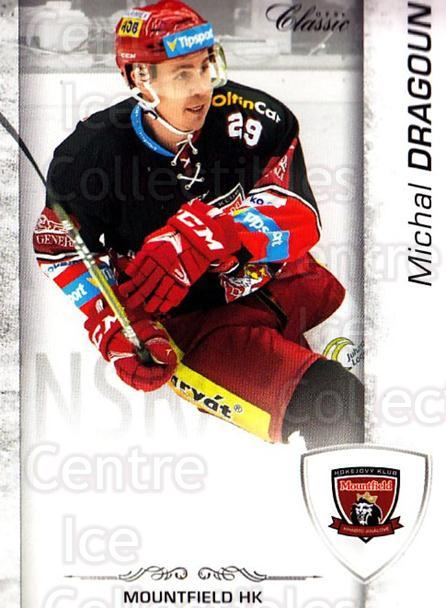 2017-18 Czech OFS Classic Team Edition #303 Michal Dragoun<br/>1 In Stock - $3.00 each - <a href=https://centericecollectibles.foxycart.com/cart?name=2017-18%20Czech%20OFS%20Classic%20Team%20Edition%20%23303%20Michal%20Dragoun...&quantity_max=1&price=$3.00&code=722115 class=foxycart> Buy it now! </a>