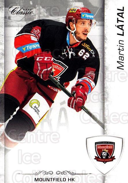 2017-18 Czech OFS Classic Team Edition #304 Martin Latal<br/>1 In Stock - $3.00 each - <a href=https://centericecollectibles.foxycart.com/cart?name=2017-18%20Czech%20OFS%20Classic%20Team%20Edition%20%23304%20Martin%20Latal...&quantity_max=1&price=$3.00&code=722116 class=foxycart> Buy it now! </a>