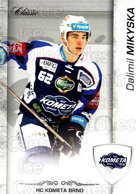 2017-18 Czech OFS Classic Team Edition #310 Dalimil Mikyska<br/>1 In Stock - $3.00 each - <a href=https://centericecollectibles.foxycart.com/cart?name=2017-18%20Czech%20OFS%20Classic%20Team%20Edition%20%23310%20Dalimil%20Mikyska...&quantity_max=1&price=$3.00&code=722122 class=foxycart> Buy it now! </a>