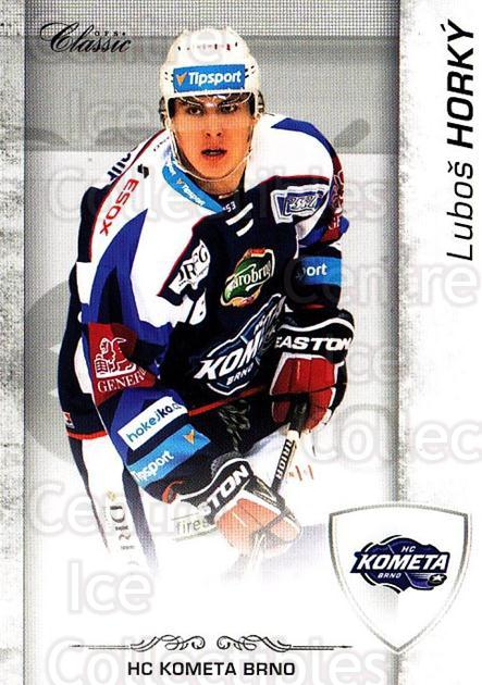 2017-18 Czech OFS Classic Team Edition #312 Lubos Horky<br/>1 In Stock - $3.00 each - <a href=https://centericecollectibles.foxycart.com/cart?name=2017-18%20Czech%20OFS%20Classic%20Team%20Edition%20%23312%20Lubos%20Horky...&quantity_max=1&price=$3.00&code=722124 class=foxycart> Buy it now! </a>