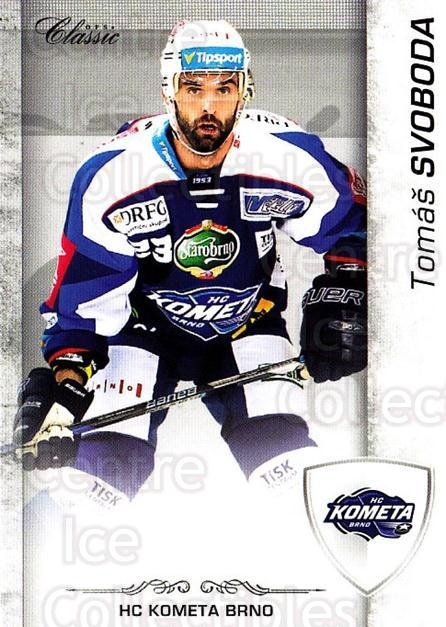 2017-18 Czech OFS Classic Team Edition #315 Tomas Svoboda<br/>1 In Stock - $3.00 each - <a href=https://centericecollectibles.foxycart.com/cart?name=2017-18%20Czech%20OFS%20Classic%20Team%20Edition%20%23315%20Tomas%20Svoboda...&quantity_max=1&price=$3.00&code=722127 class=foxycart> Buy it now! </a>