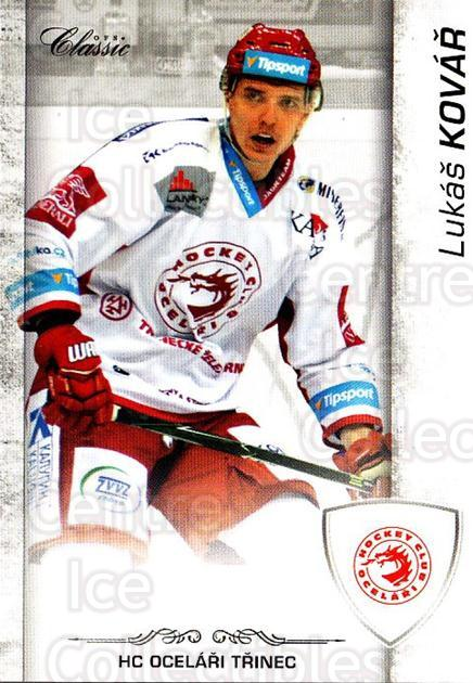 2017-18 Czech OFS Classic Team Edition #334 Lukas Kovar<br/>1 In Stock - $3.00 each - <a href=https://centericecollectibles.foxycart.com/cart?name=2017-18%20Czech%20OFS%20Classic%20Team%20Edition%20%23334%20Lukas%20Kovar...&quantity_max=1&price=$3.00&code=722146 class=foxycart> Buy it now! </a>