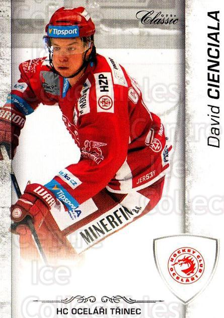 2017-18 Czech OFS Classic Team Edition #335 David Cienciala<br/>1 In Stock - $3.00 each - <a href=https://centericecollectibles.foxycart.com/cart?name=2017-18%20Czech%20OFS%20Classic%20Team%20Edition%20%23335%20David%20Cienciala...&quantity_max=1&price=$3.00&code=722147 class=foxycart> Buy it now! </a>