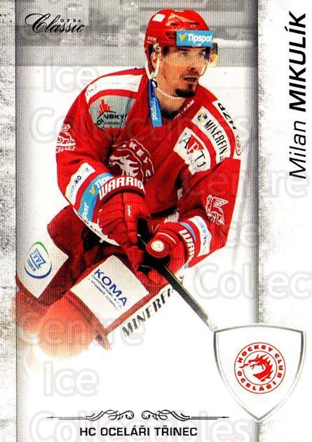 2017-18 Czech OFS Classic Team Edition #339 Milan Mikulik<br/>1 In Stock - $3.00 each - <a href=https://centericecollectibles.foxycart.com/cart?name=2017-18%20Czech%20OFS%20Classic%20Team%20Edition%20%23339%20Milan%20Mikulik...&quantity_max=1&price=$3.00&code=722151 class=foxycart> Buy it now! </a>