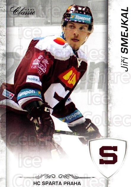 2017-18 Czech OFS Classic Team Edition #344 Jiri Smejkal<br/>1 In Stock - $3.00 each - <a href=https://centericecollectibles.foxycart.com/cart?name=2017-18%20Czech%20OFS%20Classic%20Team%20Edition%20%23344%20Jiri%20Smejkal...&quantity_max=1&price=$3.00&code=722156 class=foxycart> Buy it now! </a>
