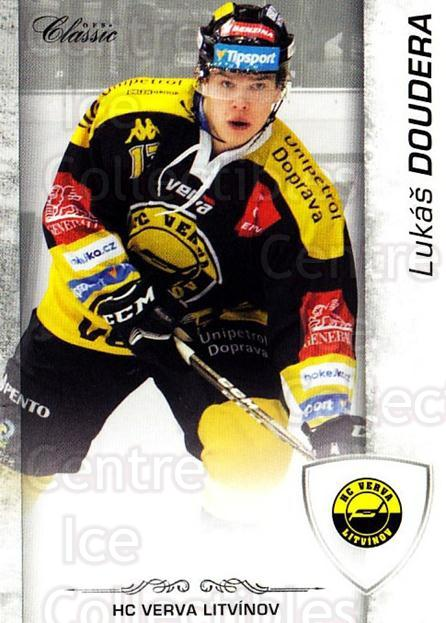2017-18 Czech OFS Classic Team Edition #346 Lukas Doudera<br/>1 In Stock - $3.00 each - <a href=https://centericecollectibles.foxycart.com/cart?name=2017-18%20Czech%20OFS%20Classic%20Team%20Edition%20%23346%20Lukas%20Doudera...&quantity_max=1&price=$3.00&code=722158 class=foxycart> Buy it now! </a>