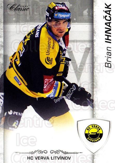 2017-18 Czech OFS Classic Team Edition #351 Brian Ihnacak<br/>1 In Stock - $3.00 each - <a href=https://centericecollectibles.foxycart.com/cart?name=2017-18%20Czech%20OFS%20Classic%20Team%20Edition%20%23351%20Brian%20Ihnacak...&quantity_max=1&price=$3.00&code=722163 class=foxycart> Buy it now! </a>
