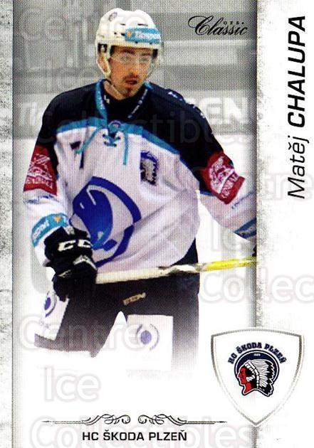 2017-18 Czech OFS Classic Team Edition #354 Matej Chalupa<br/>1 In Stock - $3.00 each - <a href=https://centericecollectibles.foxycart.com/cart?name=2017-18%20Czech%20OFS%20Classic%20Team%20Edition%20%23354%20Matej%20Chalupa...&quantity_max=1&price=$3.00&code=722166 class=foxycart> Buy it now! </a>