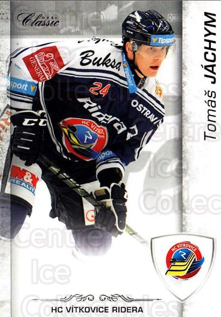 2017-18 Czech OFS Classic Team Edition #362 Tomas Jachym<br/>1 In Stock - $3.00 each - <a href=https://centericecollectibles.foxycart.com/cart?name=2017-18%20Czech%20OFS%20Classic%20Team%20Edition%20%23362%20Tomas%20Jachym...&quantity_max=1&price=$3.00&code=722174 class=foxycart> Buy it now! </a>