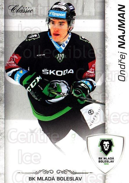 2017-18 Czech OFS Classic Team Edition #369 Ondrej Najman<br/>1 In Stock - $3.00 each - <a href=https://centericecollectibles.foxycart.com/cart?name=2017-18%20Czech%20OFS%20Classic%20Team%20Edition%20%23369%20Ondrej%20Najman...&quantity_max=1&price=$3.00&code=722181 class=foxycart> Buy it now! </a>