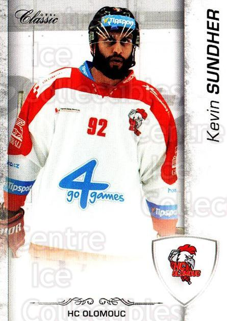 2017-18 Czech OFS Classic Team Edition #377 Kevin Sundher<br/>1 In Stock - $3.00 each - <a href=https://centericecollectibles.foxycart.com/cart?name=2017-18%20Czech%20OFS%20Classic%20Team%20Edition%20%23377%20Kevin%20Sundher...&quantity_max=1&price=$3.00&code=722189 class=foxycart> Buy it now! </a>