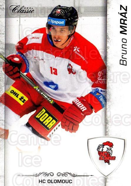 2017-18 Czech OFS Classic Team Edition #380 Bruno Mraz<br/>1 In Stock - $3.00 each - <a href=https://centericecollectibles.foxycart.com/cart?name=2017-18%20Czech%20OFS%20Classic%20Team%20Edition%20%23380%20Bruno%20Mraz...&quantity_max=1&price=$3.00&code=722192 class=foxycart> Buy it now! </a>