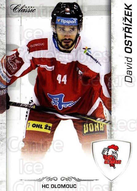 2017-18 Czech OFS Classic Team Edition #381 David Ostrizek<br/>1 In Stock - $3.00 each - <a href=https://centericecollectibles.foxycart.com/cart?name=2017-18%20Czech%20OFS%20Classic%20Team%20Edition%20%23381%20David%20Ostrizek...&quantity_max=1&price=$3.00&code=722193 class=foxycart> Buy it now! </a>