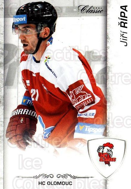 2017-18 Czech OFS Classic Team Edition #382 Jiri Ripa<br/>1 In Stock - $3.00 each - <a href=https://centericecollectibles.foxycart.com/cart?name=2017-18%20Czech%20OFS%20Classic%20Team%20Edition%20%23382%20Jiri%20Ripa...&quantity_max=1&price=$3.00&code=722194 class=foxycart> Buy it now! </a>