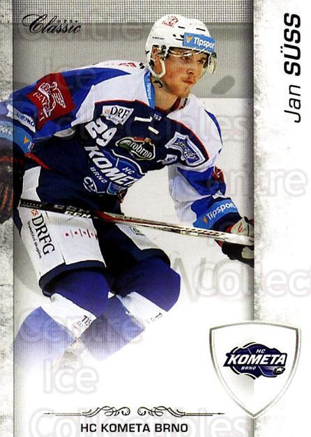 2017-18 Czech OFS Classic Team Edition #411 Jan Suss<br/>1 In Stock - $3.00 each - <a href=https://centericecollectibles.foxycart.com/cart?name=2017-18%20Czech%20OFS%20Classic%20Team%20Edition%20%23411%20Jan%20Suss...&quantity_max=1&price=$3.00&code=722223 class=foxycart> Buy it now! </a>