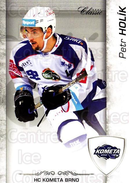 2017-18 Czech OFS Classic Team Edition #415 Petr Holik<br/>1 In Stock - $3.00 each - <a href=https://centericecollectibles.foxycart.com/cart?name=2017-18%20Czech%20OFS%20Classic%20Team%20Edition%20%23415%20Petr%20Holik...&quantity_max=1&price=$3.00&code=722227 class=foxycart> Buy it now! </a>