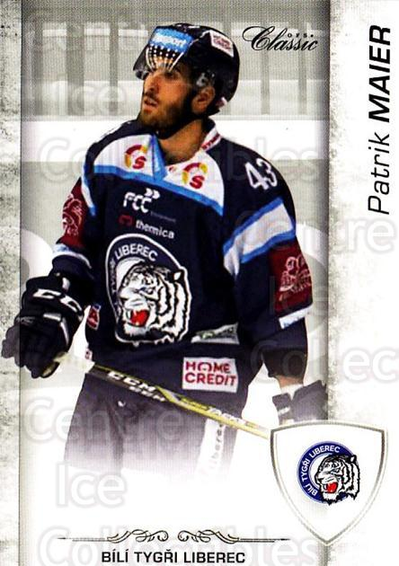 2017-18 Czech OFS Classic Team Edition #416 Patrik Maier<br/>1 In Stock - $3.00 each - <a href=https://centericecollectibles.foxycart.com/cart?name=2017-18%20Czech%20OFS%20Classic%20Team%20Edition%20%23416%20Patrik%20Maier...&quantity_max=1&price=$3.00&code=722228 class=foxycart> Buy it now! </a>