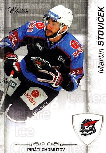 2017-18 Czech OFS Classic Team Edition #428 Martin Stovicek<br/>1 In Stock - $3.00 each - <a href=https://centericecollectibles.foxycart.com/cart?name=2017-18%20Czech%20OFS%20Classic%20Team%20Edition%20%23428%20Martin%20Stovicek...&quantity_max=1&price=$3.00&code=722410 class=foxycart> Buy it now! </a>