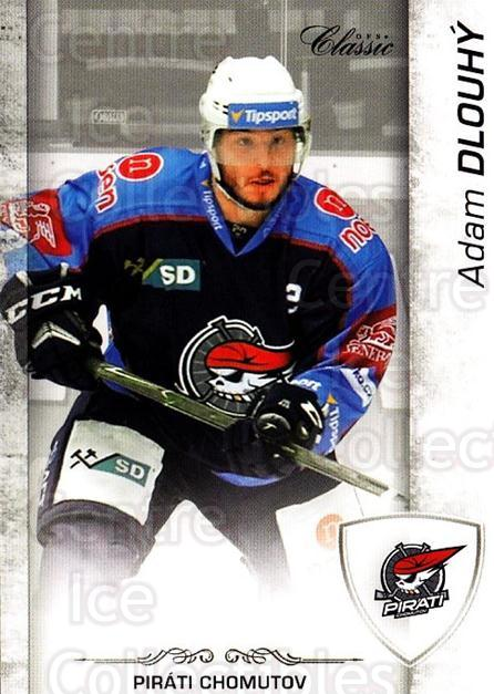 2017-18 Czech OFS Classic Team Edition #429 Adam Dlouhy<br/>1 In Stock - $3.00 each - <a href=https://centericecollectibles.foxycart.com/cart?name=2017-18%20Czech%20OFS%20Classic%20Team%20Edition%20%23429%20Adam%20Dlouhy...&quantity_max=1&price=$3.00&code=722411 class=foxycart> Buy it now! </a>