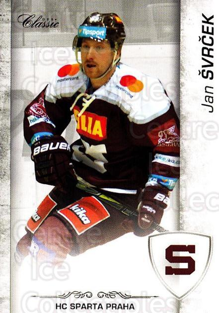 2017-18 Czech OFS Classic Team Edition #438 Jan Svrcek<br/>1 In Stock - $3.00 each - <a href=https://centericecollectibles.foxycart.com/cart?name=2017-18%20Czech%20OFS%20Classic%20Team%20Edition%20%23438%20Jan%20Svrcek...&quantity_max=1&price=$3.00&code=722420 class=foxycart> Buy it now! </a>