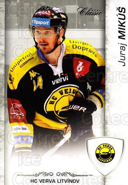2017-18 Czech OFS Classic Team Edition #456 Juraj Mikus<br/>1 In Stock - $3.00 each - <a href=https://centericecollectibles.foxycart.com/cart?name=2017-18%20Czech%20OFS%20Classic%20Team%20Edition%20%23456%20Juraj%20Mikus...&quantity_max=1&price=$3.00&code=722438 class=foxycart> Buy it now! </a>
