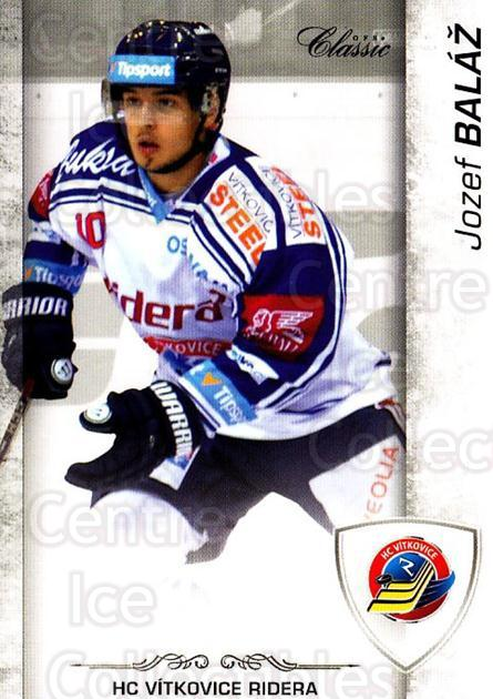 2017-18 Czech OFS Classic Team Edition #467 Jozef Balaz<br/>1 In Stock - $3.00 each - <a href=https://centericecollectibles.foxycart.com/cart?name=2017-18%20Czech%20OFS%20Classic%20Team%20Edition%20%23467%20Jozef%20Balaz...&quantity_max=1&price=$3.00&code=722449 class=foxycart> Buy it now! </a>