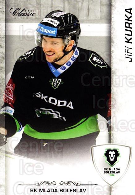 2017-18 Czech OFS Classic Team Edition #470 Jiri Kurka<br/>1 In Stock - $3.00 each - <a href=https://centericecollectibles.foxycart.com/cart?name=2017-18%20Czech%20OFS%20Classic%20Team%20Edition%20%23470%20Jiri%20Kurka...&quantity_max=1&price=$3.00&code=722452 class=foxycart> Buy it now! </a>