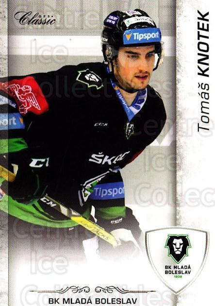2017-18 Czech OFS Classic Team Edition #471 Tomas Knotek<br/>1 In Stock - $3.00 each - <a href=https://centericecollectibles.foxycart.com/cart?name=2017-18%20Czech%20OFS%20Classic%20Team%20Edition%20%23471%20Tomas%20Knotek...&quantity_max=1&price=$3.00&code=722453 class=foxycart> Buy it now! </a>