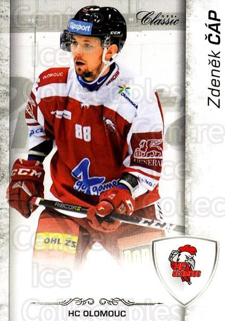 2017-18 Czech OFS Classic Team Edition #478 Zdenek Cap<br/>1 In Stock - $3.00 each - <a href=https://centericecollectibles.foxycart.com/cart?name=2017-18%20Czech%20OFS%20Classic%20Team%20Edition%20%23478%20Zdenek%20Cap...&quantity_max=1&price=$3.00&code=722460 class=foxycart> Buy it now! </a>