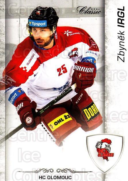 2017-18 Czech OFS Classic Team Edition #479 Zbynek Irgl<br/>1 In Stock - $3.00 each - <a href=https://centericecollectibles.foxycart.com/cart?name=2017-18%20Czech%20OFS%20Classic%20Team%20Edition%20%23479%20Zbynek%20Irgl...&quantity_max=1&price=$3.00&code=722461 class=foxycart> Buy it now! </a>