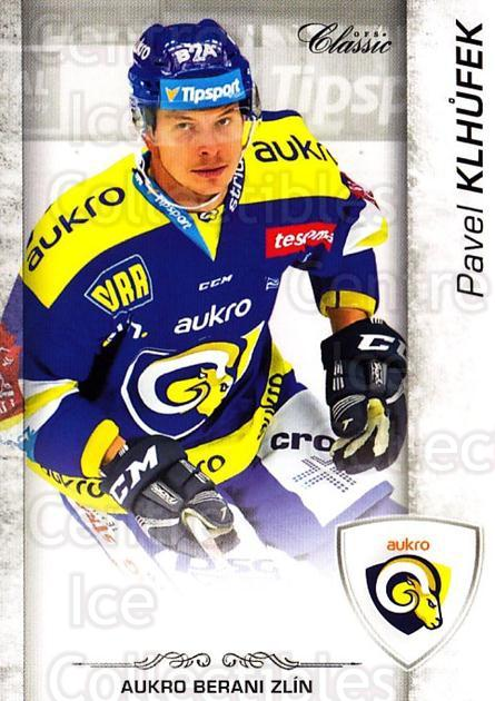 2017-18 Czech OFS Classic Team Edition #483 Pavel Klhufek<br/>1 In Stock - $3.00 each - <a href=https://centericecollectibles.foxycart.com/cart?name=2017-18%20Czech%20OFS%20Classic%20Team%20Edition%20%23483%20Pavel%20Klhufek...&quantity_max=1&price=$3.00&code=722465 class=foxycart> Buy it now! </a>