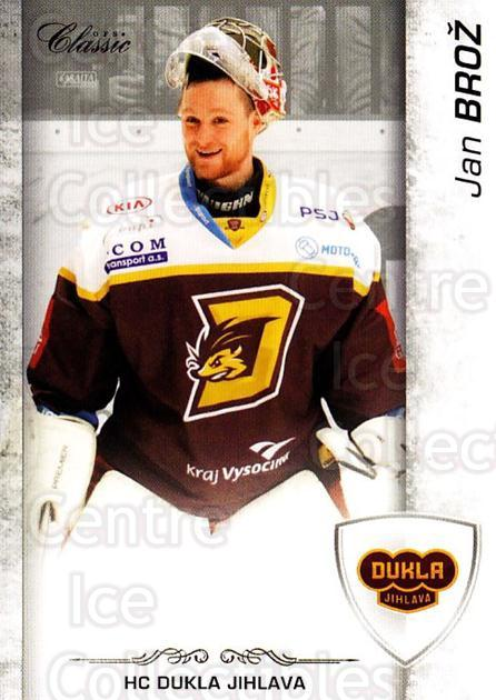 2017-18 Czech OFS Classic Team Edition #493 Jan Broz<br/>1 In Stock - $3.00 each - <a href=https://centericecollectibles.foxycart.com/cart?name=2017-18%20Czech%20OFS%20Classic%20Team%20Edition%20%23493%20Jan%20Broz...&quantity_max=1&price=$3.00&code=722475 class=foxycart> Buy it now! </a>