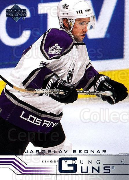2001-02 Upper Deck Retail #427R Jaroslav Bednar<br/>1 In Stock - $5.00 each - <a href=https://centericecollectibles.foxycart.com/cart?name=2001-02%20Upper%20Deck%20Retail%20%23427R%20Jaroslav%20Bednar...&quantity_max=1&price=$5.00&code=723406 class=foxycart> Buy it now! </a>
