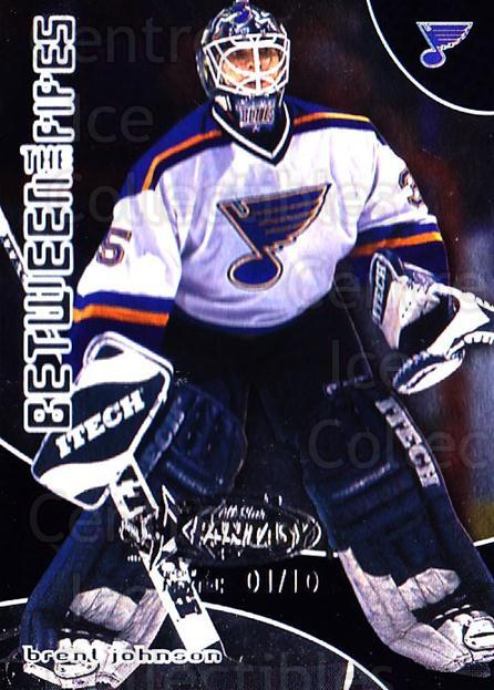 2001-02 Between the Pipes AS Fantasy Redemption #46 Brent Johnson<br/>1 In Stock - $10.00 each - <a href=https://centericecollectibles.foxycart.com/cart?name=2001-02%20Between%20the%20Pipes%20AS%20Fantasy%20Redemption%20%2346%20Brent%20Johnson...&quantity_max=1&price=$10.00&code=723514 class=foxycart> Buy it now! </a>