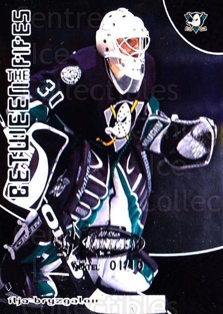 2001-02 Between the Pipes AS Fantasy Redemption #84 Ilya Bryzgalov<br/>1 In Stock - $10.00 each - <a href=https://centericecollectibles.foxycart.com/cart?name=2001-02%20Between%20the%20Pipes%20AS%20Fantasy%20Redemption%20%2384%20Ilya%20Bryzgalov...&quantity_max=1&price=$10.00&code=723551 class=foxycart> Buy it now! </a>