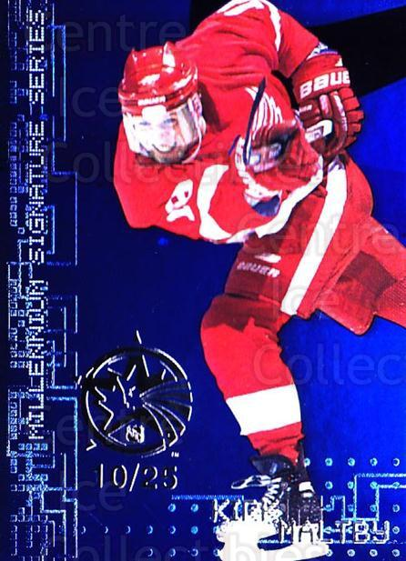 1999-00 BAP Millennium AS Game Sapphire #93 Kirk Maltby<br/>1 In Stock - $10.00 each - <a href=https://centericecollectibles.foxycart.com/cart?name=1999-00%20BAP%20Millennium%20AS%20Game%20Sapphire%20%2393%20Kirk%20Maltby...&quantity_max=1&price=$10.00&code=723670 class=foxycart> Buy it now! </a>