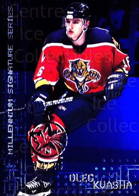 1999-00 BAP Millennium AS Game Sapphire #108 Oleg Kvasha<br/>1 In Stock - $10.00 each - <a href=https://centericecollectibles.foxycart.com/cart?name=1999-00%20BAP%20Millennium%20AS%20Game%20Sapphire%20%23108%20Oleg%20Kvasha...&quantity_max=1&price=$10.00&code=723706 class=foxycart> Buy it now! </a>