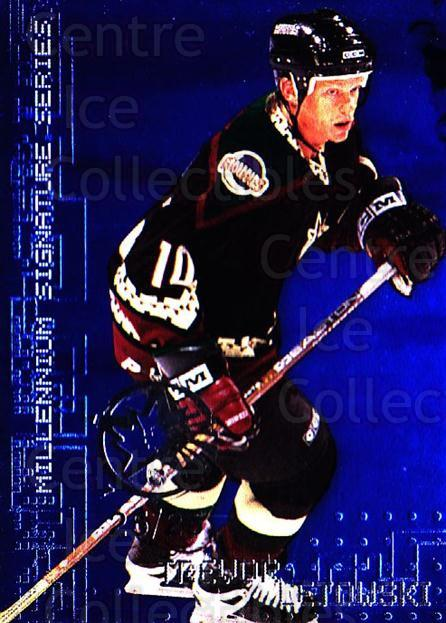 1999-00 BAP Millennium AS Game Sapphire #193 Trevor Letowski<br/>1 In Stock - $10.00 each - <a href=https://centericecollectibles.foxycart.com/cart?name=1999-00%20BAP%20Millennium%20AS%20Game%20Sapphire%20%23193%20Trevor%20Letowski...&quantity_max=1&price=$10.00&code=723729 class=foxycart> Buy it now! </a>