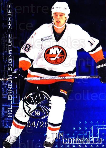 1999-00 BAP Millennium AS Game Sapphire #153 Tim Connolly<br/>1 In Stock - $10.00 each - <a href=https://centericecollectibles.foxycart.com/cart?name=1999-00%20BAP%20Millennium%20AS%20Game%20Sapphire%20%23153%20Tim%20Connolly...&quantity_max=1&price=$10.00&code=723798 class=foxycart> Buy it now! </a>