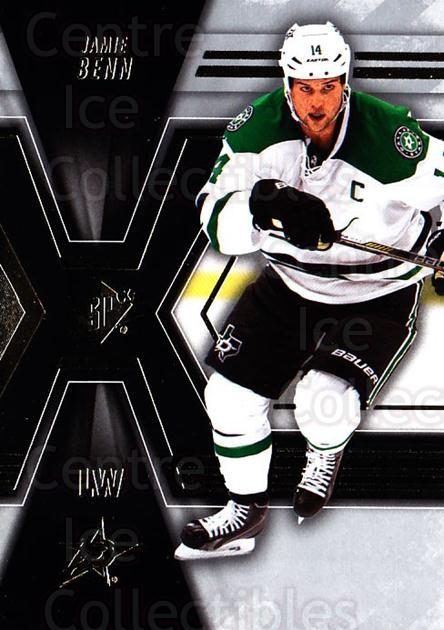 2014-15 Spx #25 Jamie Benn<br/>3 In Stock - $1.00 each - <a href=https://centericecollectibles.foxycart.com/cart?name=2014-15%20Spx%20%2325%20Jamie%20Benn...&quantity_max=3&price=$1.00&code=723969 class=foxycart> Buy it now! </a>