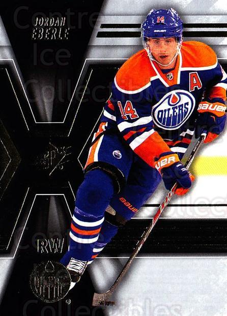 2014-15 Spx #31 Jordan Eberle<br/>3 In Stock - $1.00 each - <a href=https://centericecollectibles.foxycart.com/cart?name=2014-15%20Spx%20%2331%20Jordan%20Eberle...&quantity_max=3&price=$1.00&code=723975 class=foxycart> Buy it now! </a>