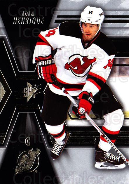 2014-15 Spx #49 Adam Henrique<br/>3 In Stock - $1.00 each - <a href=https://centericecollectibles.foxycart.com/cart?name=2014-15%20Spx%20%2349%20Adam%20Henrique...&quantity_max=3&price=$1.00&code=723993 class=foxycart> Buy it now! </a>