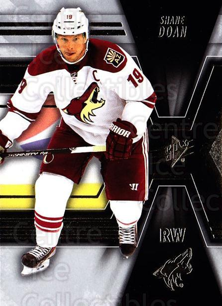 2014-15 Spx #64 Shane Doan<br/>3 In Stock - $1.00 each - <a href=https://centericecollectibles.foxycart.com/cart?name=2014-15%20Spx%20%2364%20Shane%20Doan...&quantity_max=3&price=$1.00&code=724008 class=foxycart> Buy it now! </a>