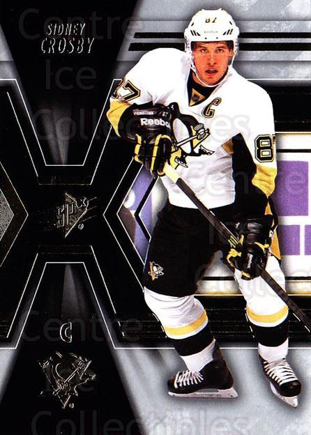 2014-15 Spx #66 Sidney Crosby<br/>2 In Stock - $5.00 each - <a href=https://centericecollectibles.foxycart.com/cart?name=2014-15%20Spx%20%2366%20Sidney%20Crosby...&quantity_max=2&price=$5.00&code=724010 class=foxycart> Buy it now! </a>